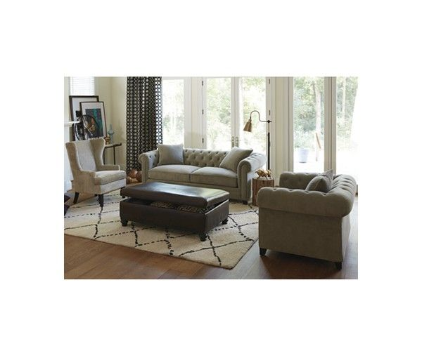 Martha Stewart Collection Saybridge Sofa | Couch Sofa, Sofa Furniture And  Martha Stewart