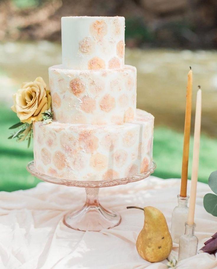 #ウェディングケーキ #ケーキ #結婚式