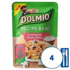 Dolmio Recipe Base Carbonara 170g