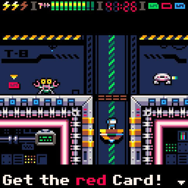 Game Boy Rooms Pixel Art