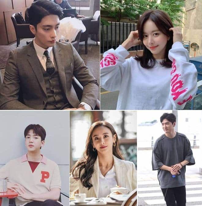 Daftar Nama Dan Biodata Lengkap Pemain Level Up 2019 Nama Aktor Gwangju