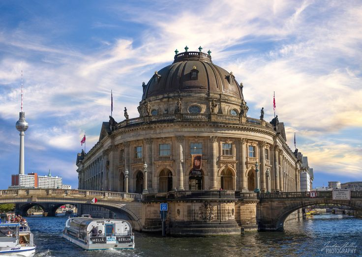 Bode Museum - The Bode Museum is one of the groups of museums on the Museum Island in Berlin, Germany; it is a historically preserved building. The museum was designed by architect Ernst von Ihne and completed in 1904. Originally called the Kaiser-Friedrich-Museum after Emperor Frederick III, the museum was renamed in honour of its first curator, Wilhelm von Bode, in 1956.