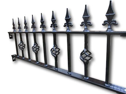 Wrought Iron Railings and Handrails - Collections - Google+