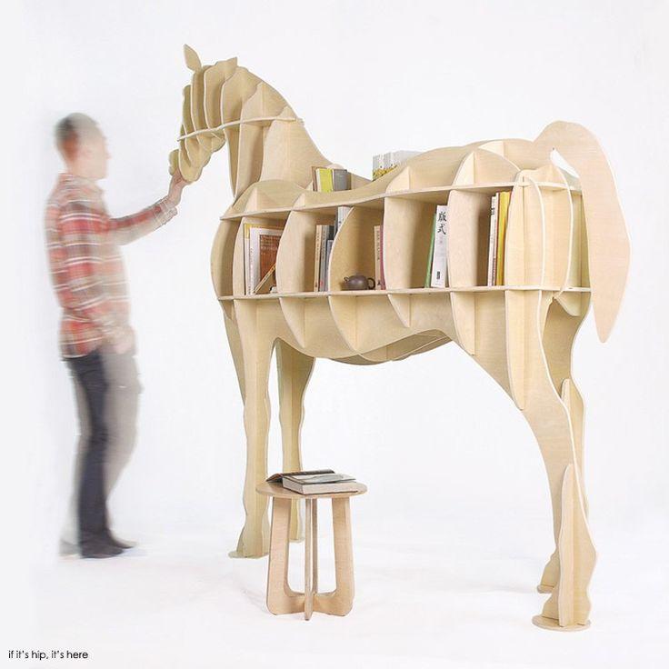 Лошадь shelving2 IIHIH