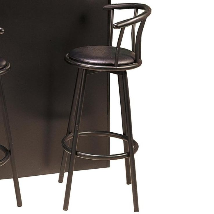 how to make metal bar stools taller