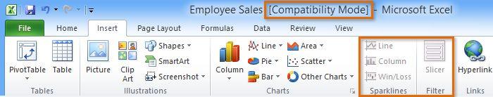 Tutorial Microsoft Excel : Mengkonversi File Microsoft Excel ke Tingkat Yang Lebih Tinggi