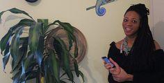 Rauchfrei dank App? - Pointer-Vloggerin Ruth will mit dem Rauchen aufhören. Ob das mithilfe einer App klappt?