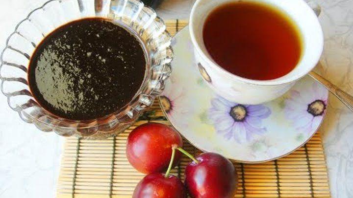 Варенье сливово-шоколадное. Рецепт со вкусом чернослива в шоколаде!