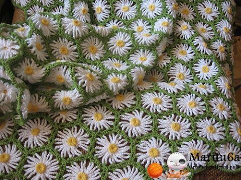 Blusa de flores con punto fantasía en crochet y tunecino, de Mediana a Grande. Parte 1 - YouTube