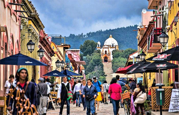 Things to do in Chiapas: San Cristobal