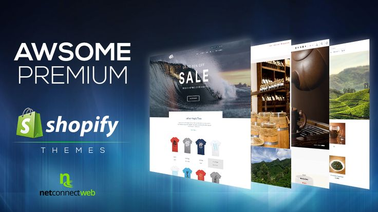 Shopify has increasingly become the favorite choice of eCommerce platforms for both the web designers and store owners alike, thanks to its brilliant, feature filled, and stylish user interface. Here are our picks for some of the coolest and awesome Shopify themes.