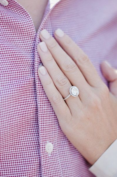 25 Best Ideas about Round Halo Engagement Rings on Pinterest