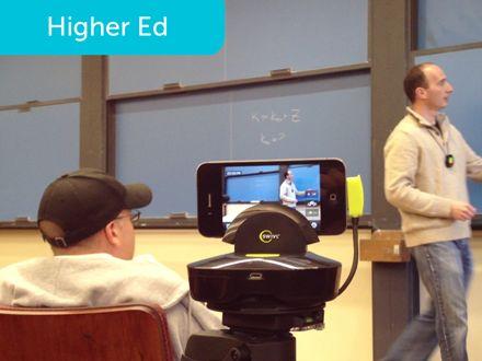 Education « Swivl - Personal Cameraman for hands free video Swivl – Personal Cameraman for hands free video