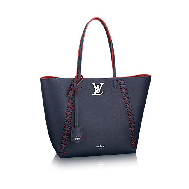 Lockme Cabas Lockme Women Handbags  | LOUIS VUITTON