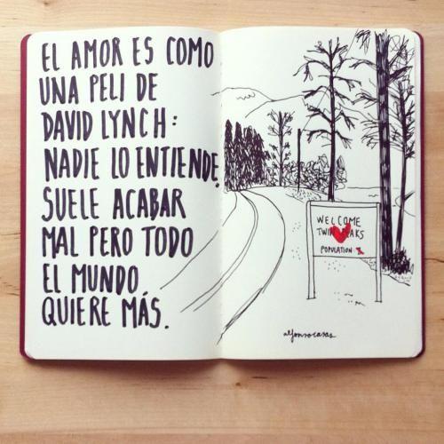 El cuaderno de Alfonso Casas