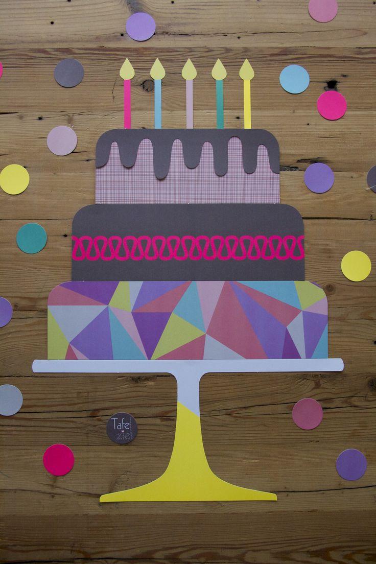 Verjaardagstaart › Decoraties - Nieuw! › Tafelziel
