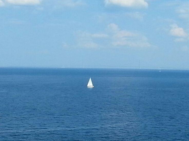 Time to sail away.
