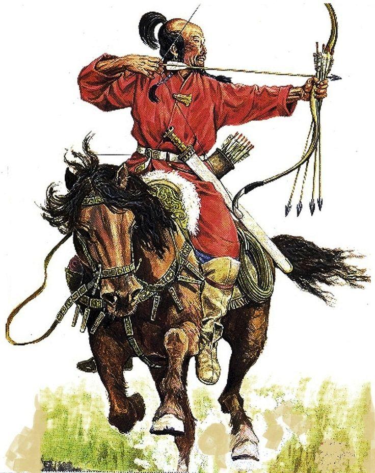 Hunnic Horse Archer