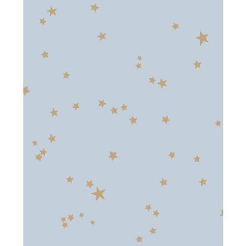 Cole & Son STARS POWDER BLUE Wallpaper