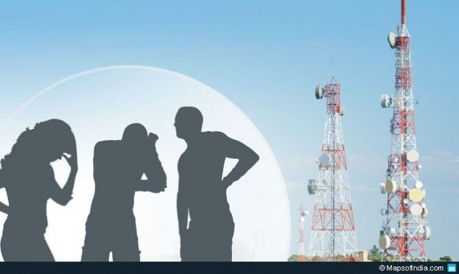 Cellular Towers In Residential Areas Pose A Huge Threat To Life