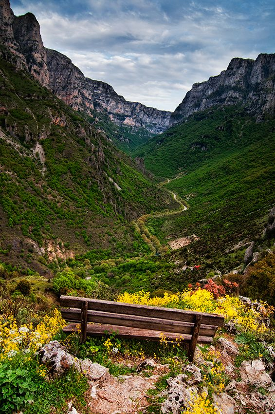 Vikos Gorge, one of the world's deepest gorges #Greece http://www.pineza.gr/index.php?option=com_k2&view=item&id=20714:taksidi-sta-iwannina-kai-thn-ipeiro&Itemid=204