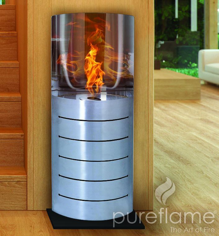 This is not a water dispenser, it's a modern biofuel fireplace! Unique in design and the rest is up for you to decide!