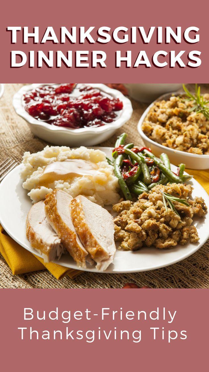 Dinner Ideas Thanksgiving Dinner Dinner Frugal Family Meals