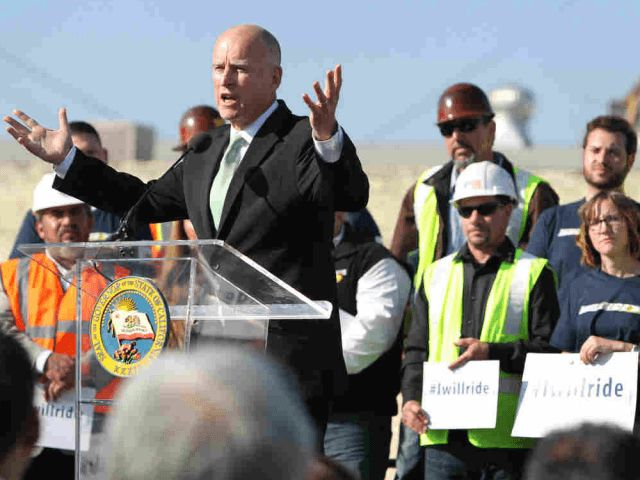 The California High-Speed Rail Authority came up empty when it asked the outgoing Obama administration for a $15 billion loan.