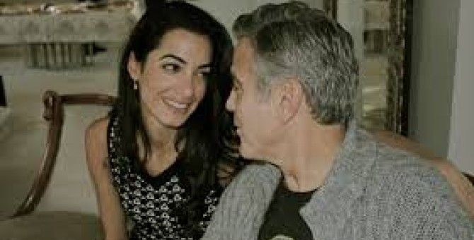 George Clooney will married soon