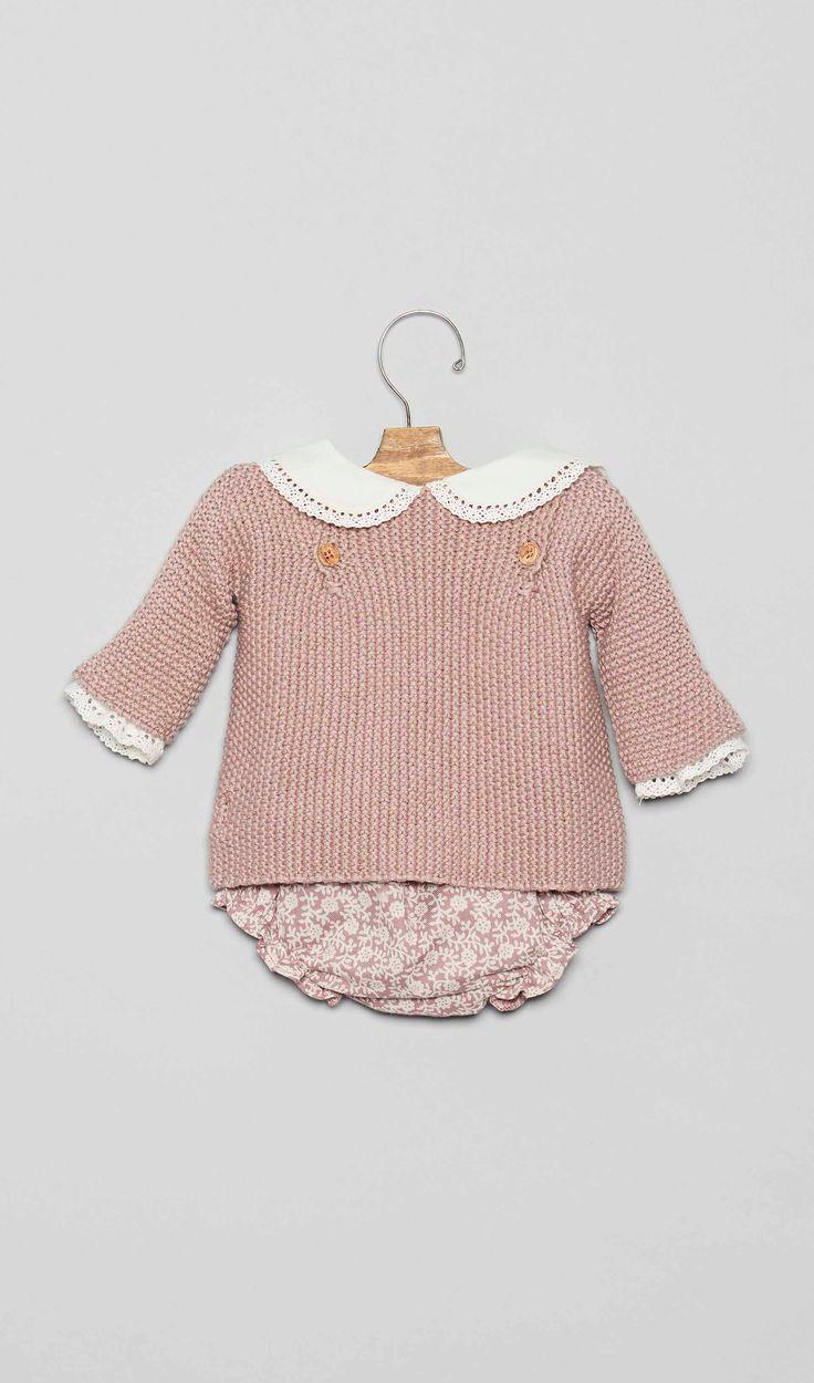 Ropa para Bebés Recién Nacidos | Tienda Online  Nicoli L1602003-pp Bebe