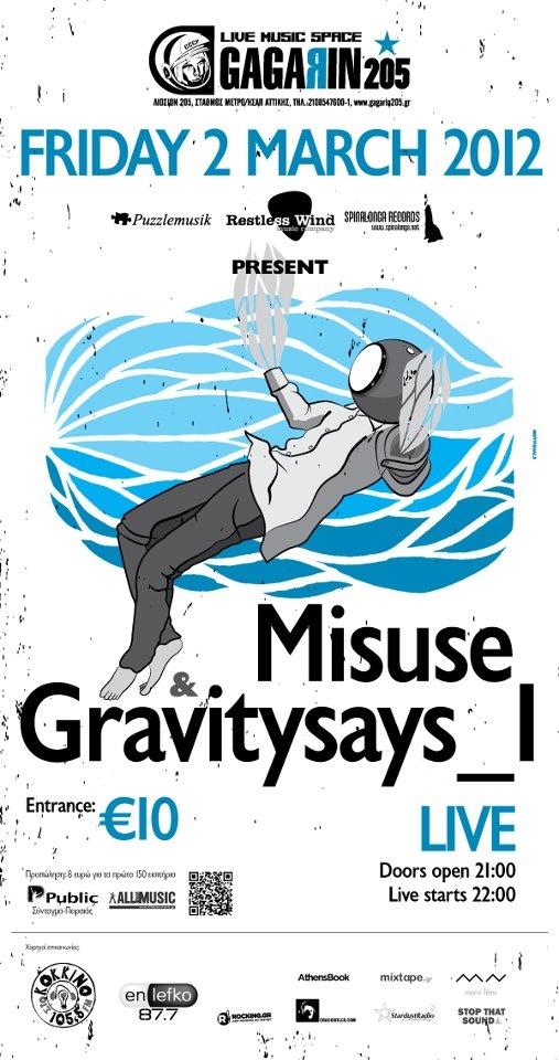 poster gravitysays_i