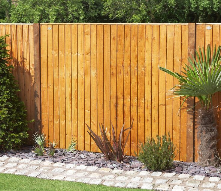 Closeboard Fence Panel From Grange