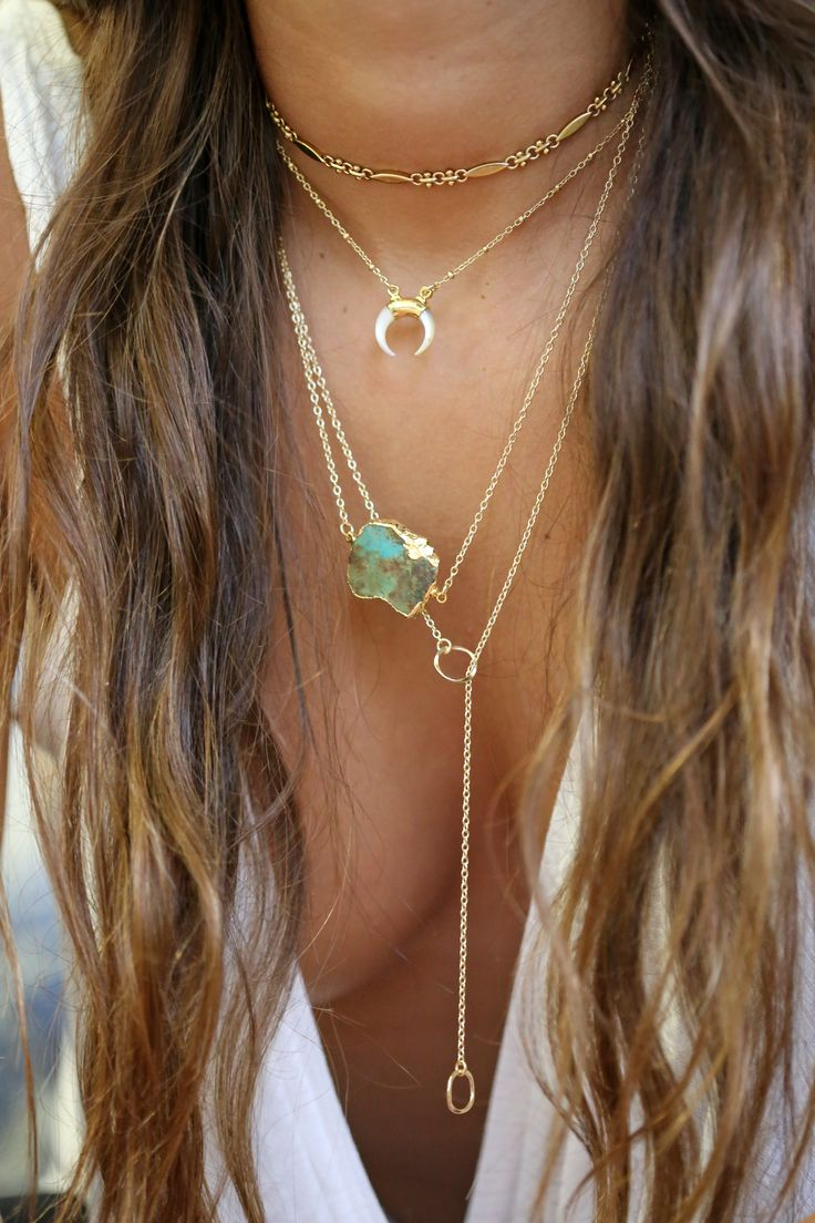 yes please! give me some turquoise & gold