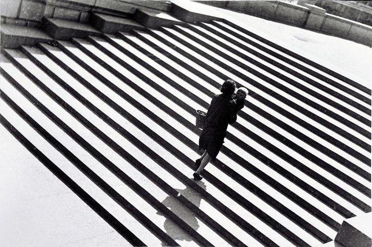 L'œuvre L'Escalier - Centre Pompidou