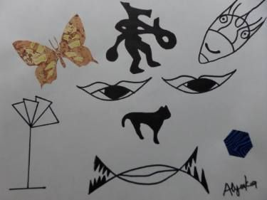 "Saatchi Art Artist Cengiz Alyaka; Painting, ""Dreamwork 2"" #artbaselmiami #artbasel #art #draw #drawing #paint #painter #painting #artwork #instaart #collector #collectors #artcollection #artcollector #contemporaryart #artlover #nycart #curator #curators #artcurator #kunst #surrealism #cubisim #guggenheim #artgallery #artist #museum #marlboroughgaller #contemporaryistanbul #contemporaryartcurator"