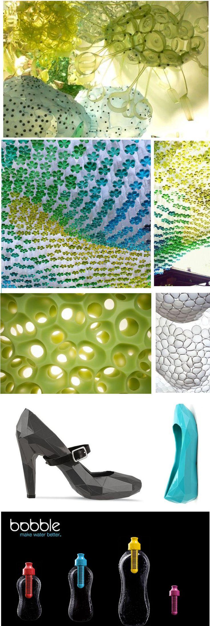 NUOVE IDEE PLASTICHE: DALLA MODA AL DESIGN