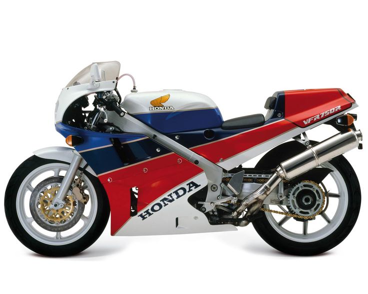 Honda RC30 is one of the most beautiful production motorcycles.