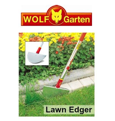 Half-Moon Lawn Edger - now on sale for $9.99! The must-have tool for easy and precise lawn edging!