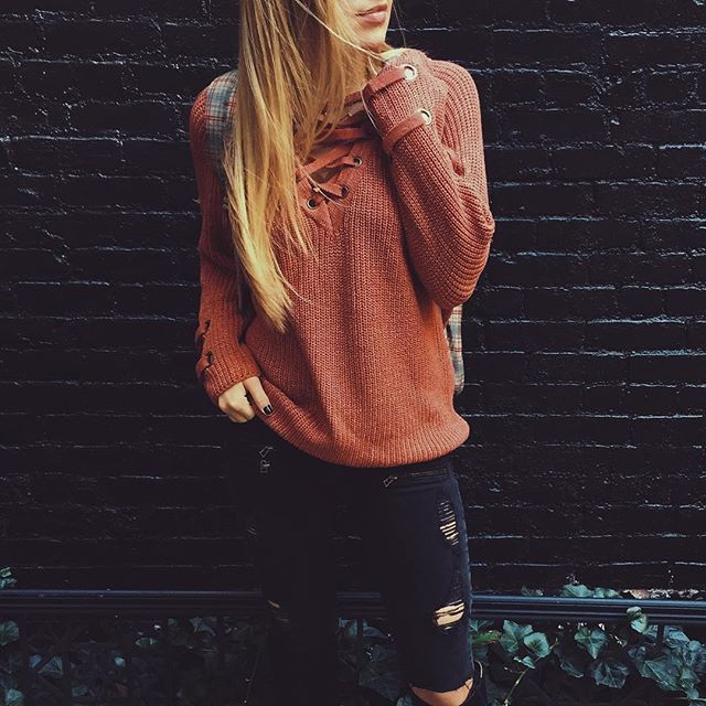 considering reinvesting in some uggs ( shop the aspen sweater online or in store @lunachickboutique )