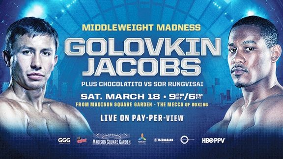 golovkin vs jacobs,watch golovkin vs jacobs live stream,Jacobs vs Golovkin boxing live streaming and start time tv chanel