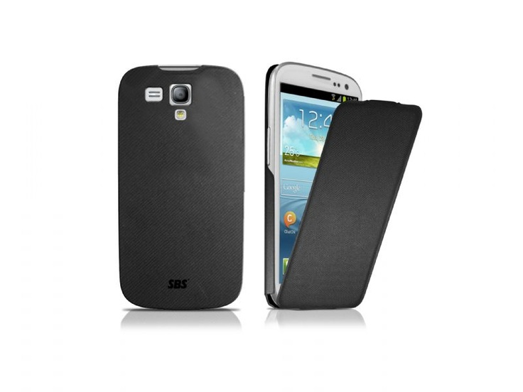 Flip vertical case in PU for Samsung Galaxy S III Mini I8190, black anthracite color. http://www.sbs-power.com/smartphone/protections_specific-cases/1805_flip-case-for-samsung-galaxy-s-iii-mini_TEFLIPS3MINK.html