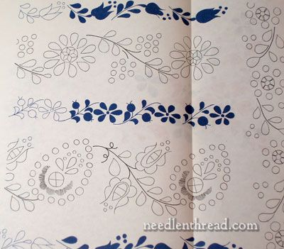 Hungarian Folk Embroidery – a Great Pattern Book! – Needle'nThread.com