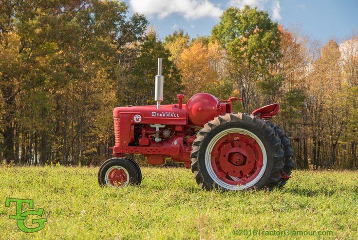Farmall Tractors  U2013 Tractor Glamour