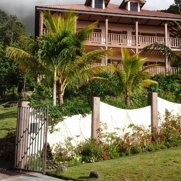Trois Piton Apartments Centrally Located In Pont Casse Saint Paul Parish The Property Is Approximately 35 Minutes From T Vacation Books Garden View Hotel Price