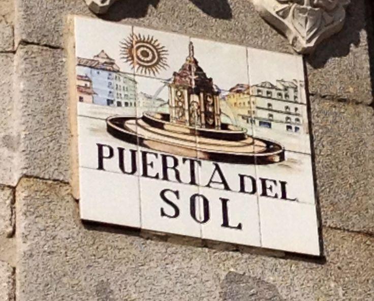 16 best fontaneros madrid centro 603 932 932 images on for Puerta del sol santiago