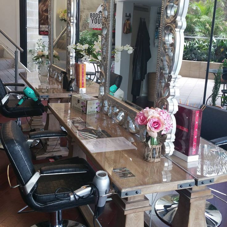 """Book in yourself or a freind at Chromatique and enjoy a unique experience like no other salon... Unwind relax whilst getting pampered, breaking the…"""