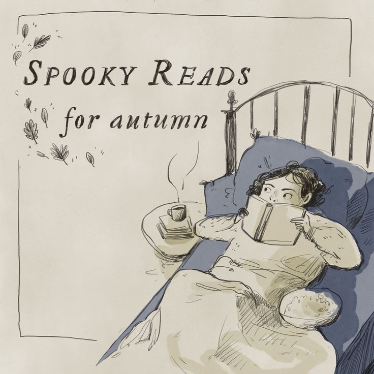 Even though October is still two weeks away, I am very much in the mood for curling up in front of the fireplace with a scary story and a mug of hot chocolate.