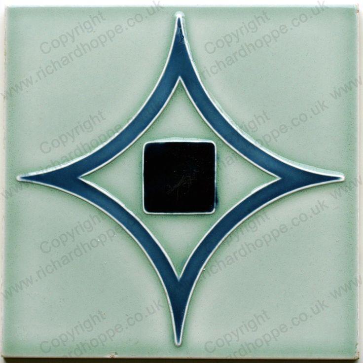 Decorative Tiles Uk Beauteous 50 Best For Salerha Art Nouveau Art Deco & Victorian Tiles Review