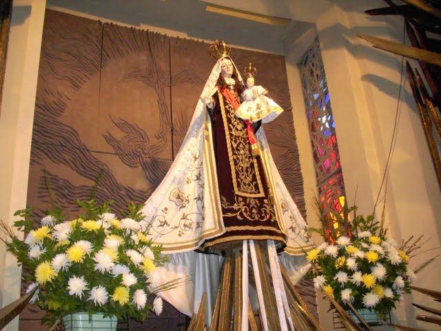 Capturador de Imágenes: Reina de esta Patria nuestra; concédenos por su materna intercesión, la concordia y la justicia, y sus frutos de verdadera paz y prosperidad.