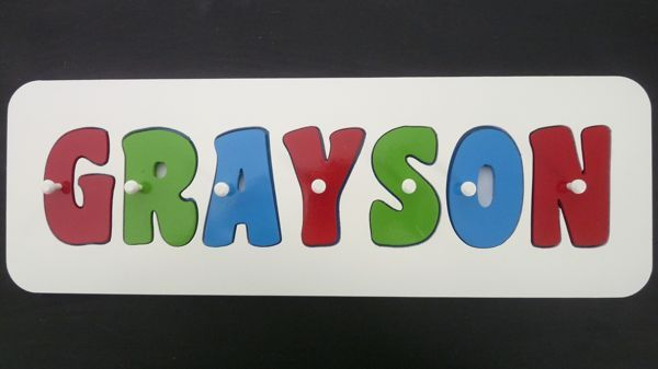 http://www.mikkiandme.com.au/collections/craft-and-sensory-play/products/personalised-name-puzzle-red-blue-and-green